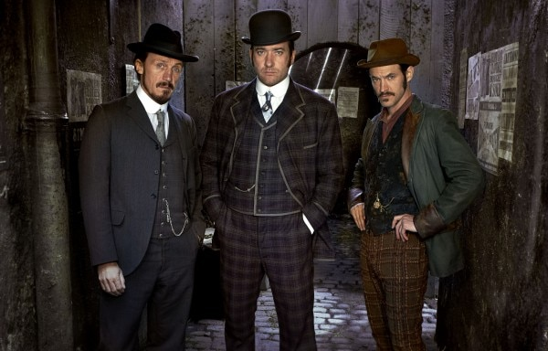 ripperstreet - Jack's Back as BBC One Takes Us to Ripper Street