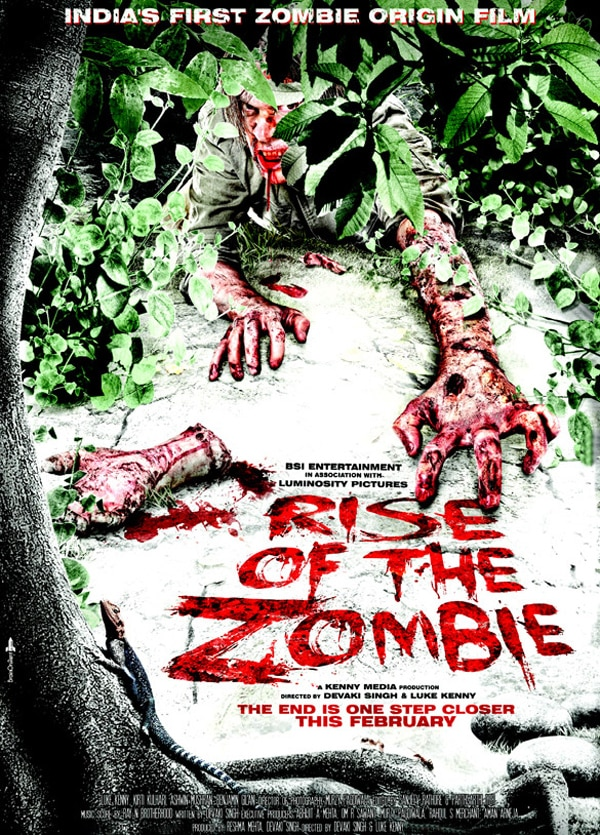 Bollywood Consumed by the Undead in Rise of the Zombie