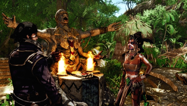 A Fourth Fighter Enters the Fray in Risen 2: Dark Waters