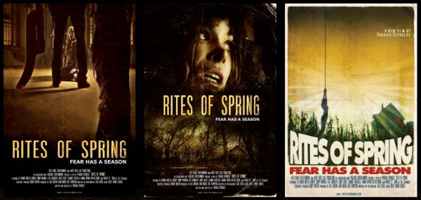 More New Artwork and Images: Rites of Spring