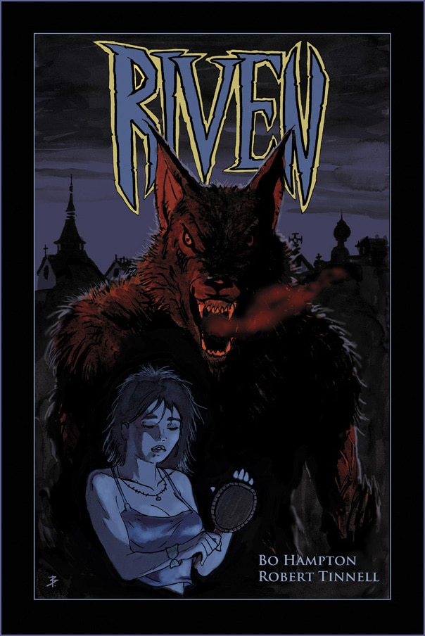 Dark Horse to Deliver a New Level of Horror in Riven
