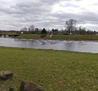 river trent s - The Seen and The Unseen - Zombie Number Zero Found in Britain? The Plague Begins!
