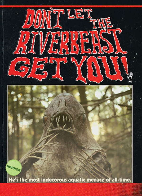 Don't Let the Riverbeast Get You While Watching this Trailer