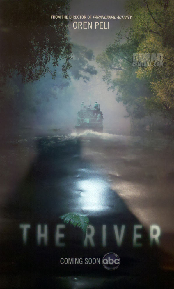 San Diego Comic-Con 2011: The River Panel Highlights and Teaser One-Sheets