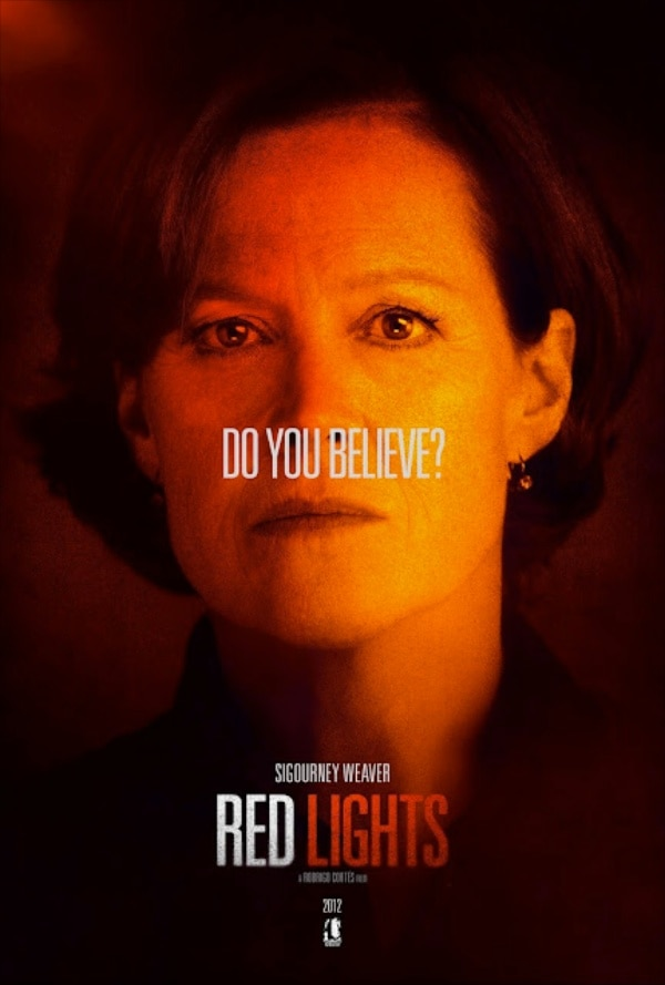 New Red Lights One-Sheets Have Lots of Character