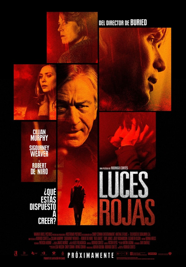 Boxy New International One-Sheet for Red Lights