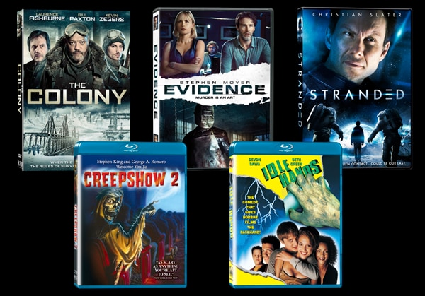 Win a Horror-Filled Holiday Package from RLJ and Image Entertainment