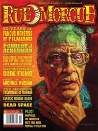 Rue Morgue's 11th Anniversary!