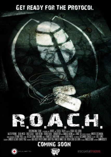 Trailer and One-Sheet Debut: R.O.A.C.H.