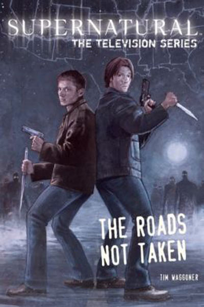 New Supernatural Companion Novel Lets You Interact with Sam and Dean