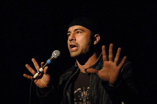 Joe Rogan Talks Horror Films & Books, Monkeys, and the Psychedelic Experience