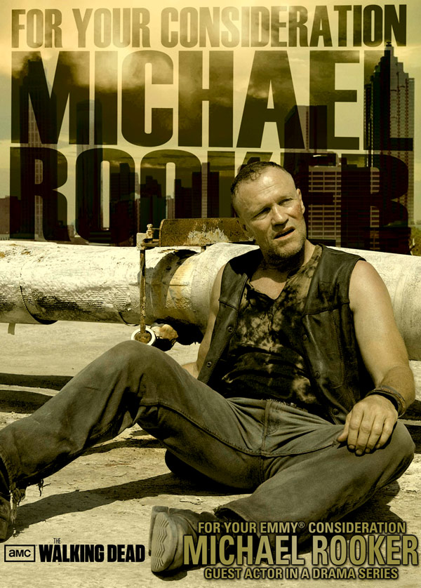 Show Some Balls! Give Michael Rooker an Emmy!