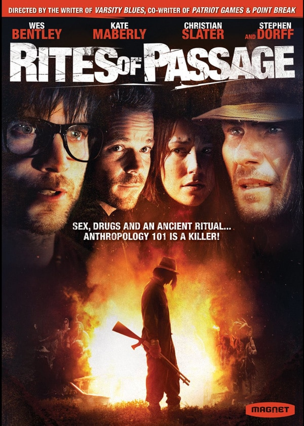 Experience Your Rites of Passage on DVD