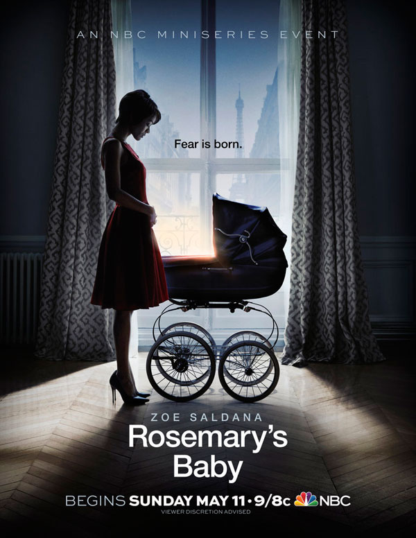 rosemaryposter - Hooked on Rosemary's Baby? See a Preview of Part 2!