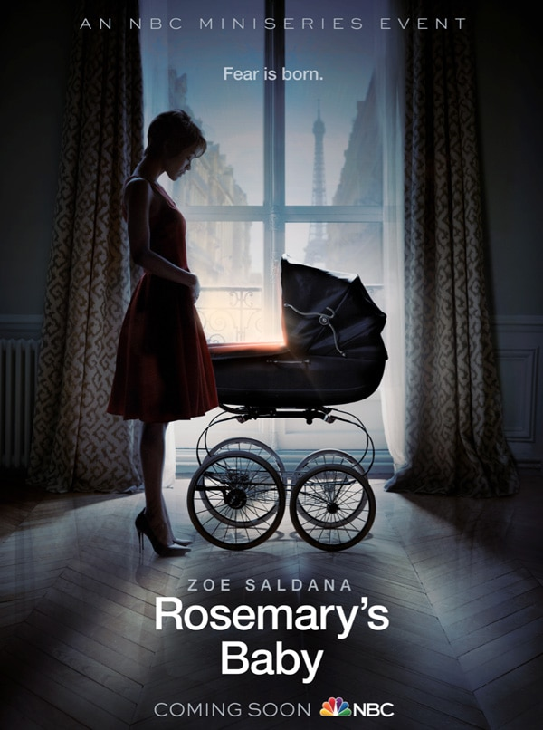 rosemarys baby poster - Get Another Look at Rosemary's Baby