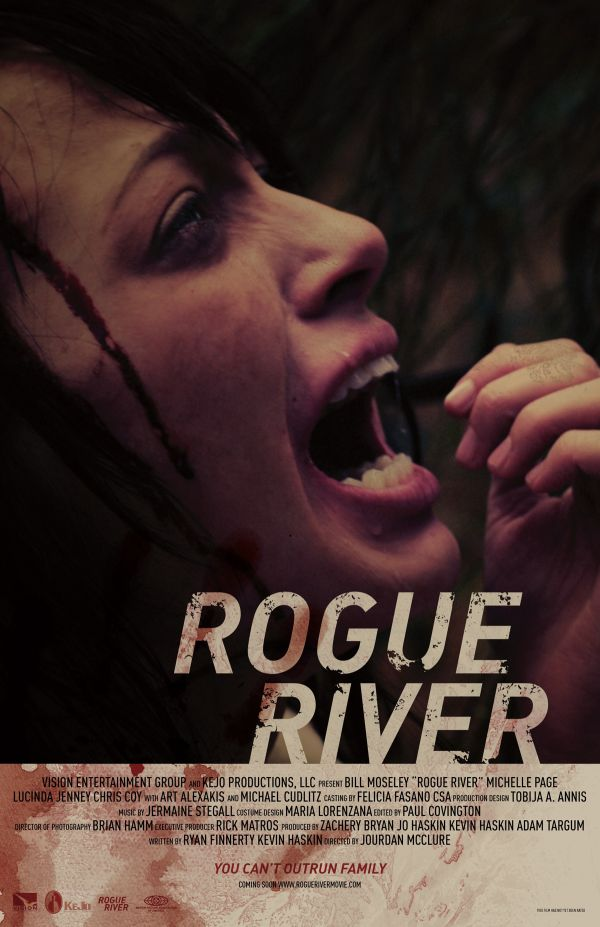 First One-Sheet and Stills: Rogue River