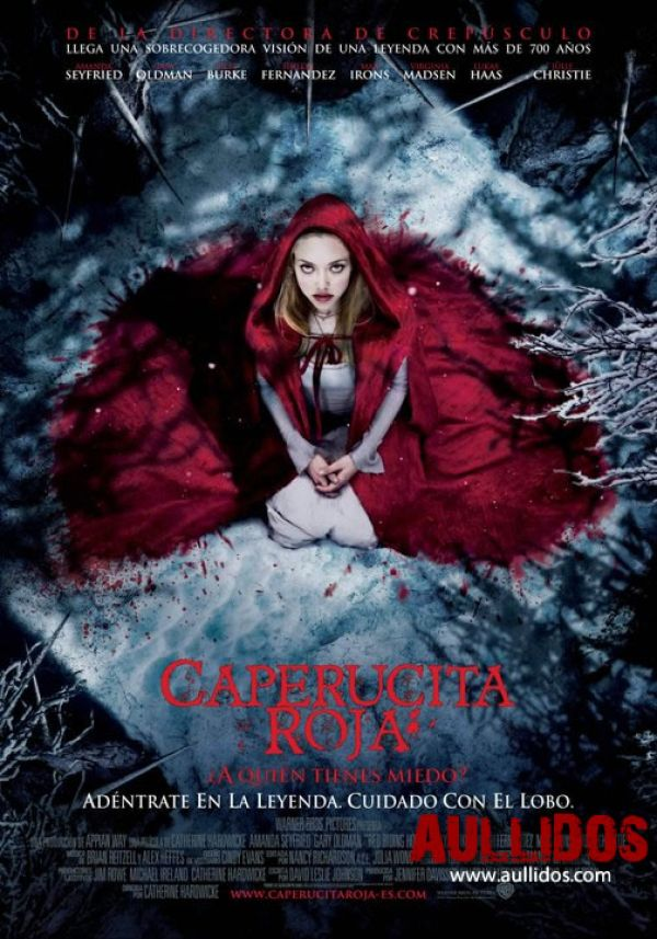 More Red Riding Hood TV Spots to Guide You Through the Forest