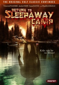 Return to Sleepaway Camp DVD