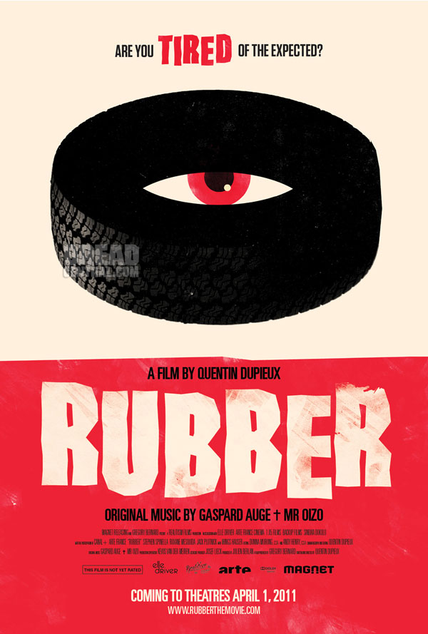 Keep Your Eye on this New One-Sheet for Rubber