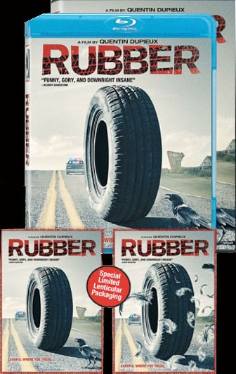 Rubber Rolls on Home To Blu-ray and DVD