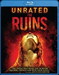 The Ruins on DVD and Blu-ray (click for larger image)