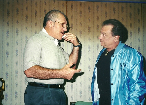 russo - Hollywood Theater Showcases Films by John Russo - Song of the Dead and a New Film Starring WWE Legend Bruno Sammartino!