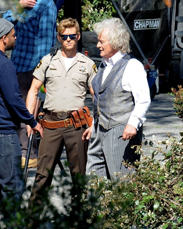 rut2 - First Look at Rutger Hauer in True Blood