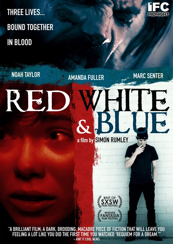 SXSW '10: Red White & Blue One-Sheet
