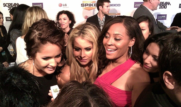 Excl: Spike Scream Awards Carpet, Event & After Party Coverage