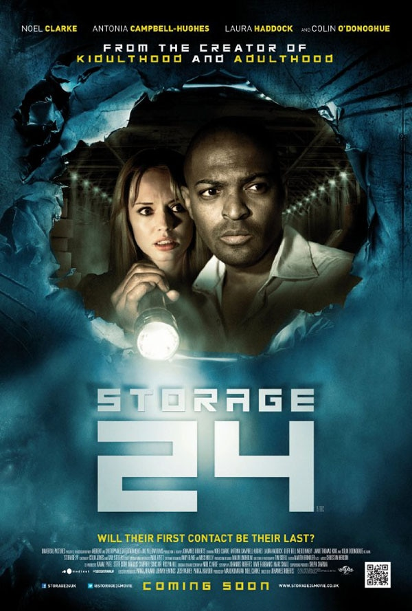 Exclusive: Co-writer and star Noel Clarke Talks Storage 24 and More