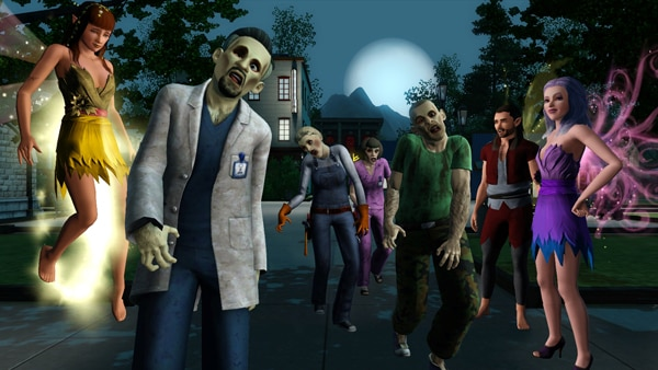 s31 - Exclusive Interview: Assistant Producer Megan Myers Talks Sims 3 Supernatural