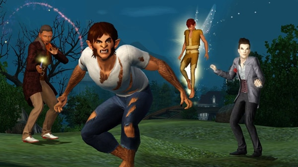 s32 - Exclusive Interview: Assistant Producer Megan Myers Talks Sims 3 Supernatural