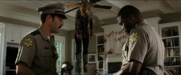 Scream 4: Quick Peek at Some Bloody Deleted Scenes - Dread