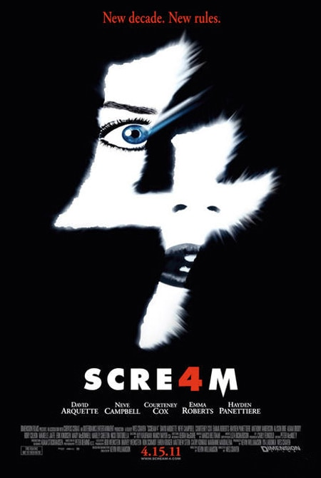 Wes Craven Accidentally Reveals Identity of Killer in Scream 4