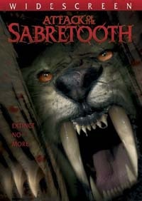 Attack of the Sabretooth DVD