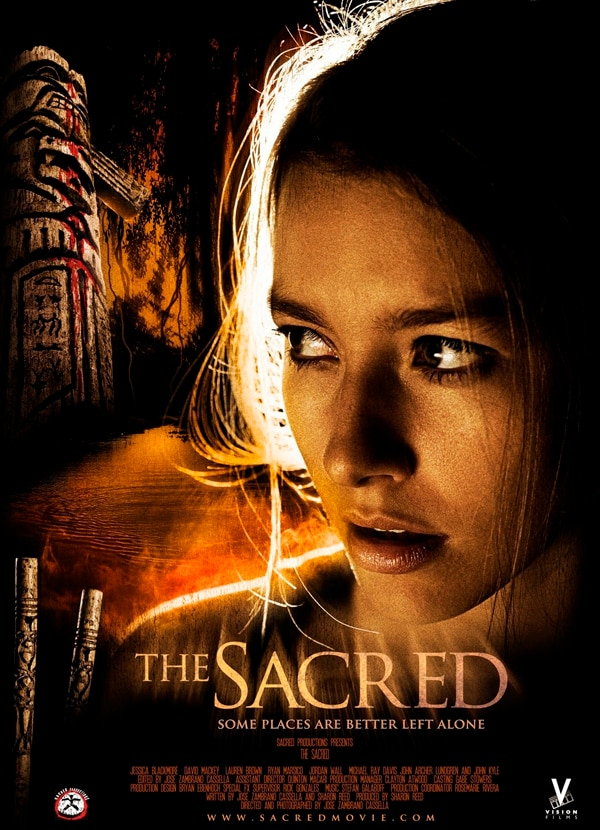 The Sacred Coming to DVD; Full Image Gallery