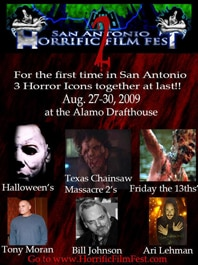 San Antonio Horrific Film Fest