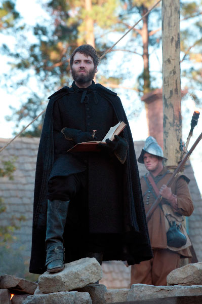 New Photos and Official Artwork for WGN America's Salem