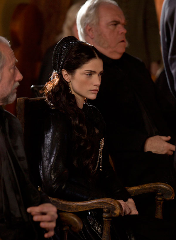 Someone Saw These Photos and Clip from Salem Ep. 1.02 - The Stone Child! Was It You?