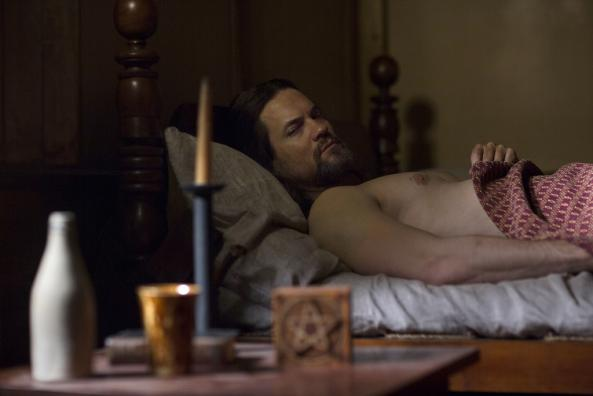 Seek the Truth in these New Stills from Salem Episode 1.05 - Lies