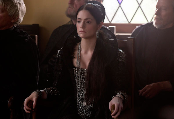 The Mathers Face Off in these Stills from Salem Episode 1.12 - Ashes, Ashes
