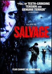 Salvage on DVD
