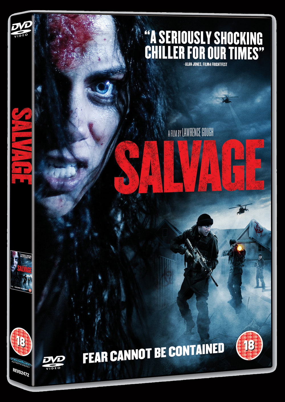 In the UK? Bring Home Some Salvage on DVD This March