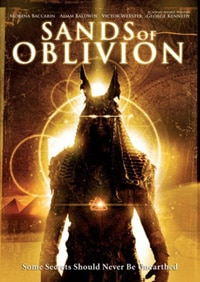 Sands of Oblivion also coming to DVD!
