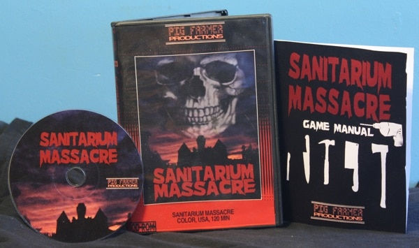 Classic Slashers Inspired Upcoming PC Title Sanitarium Massacre