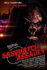 Sasquatch Assault Trailer and Future Synthetic Monsters