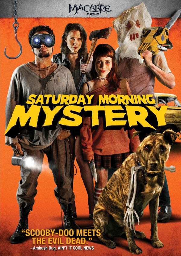 Saturday Morning Massacre Now a Mystery; Updated Trailer, Box Art, and Release Info