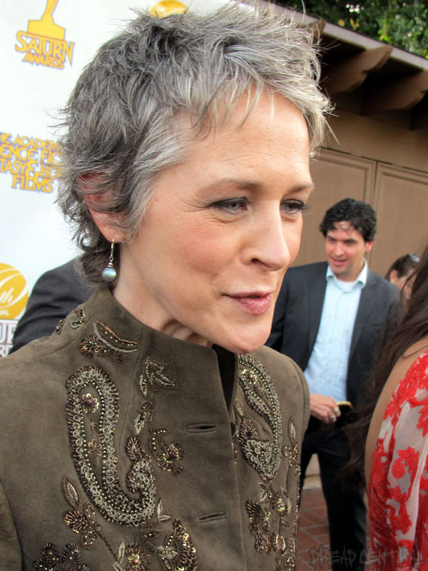 The Walking Dead, Hannibal, and Gravity Win Big at the 2014 Saturn Awards; Exclusive Stills and News from the Red Carpet