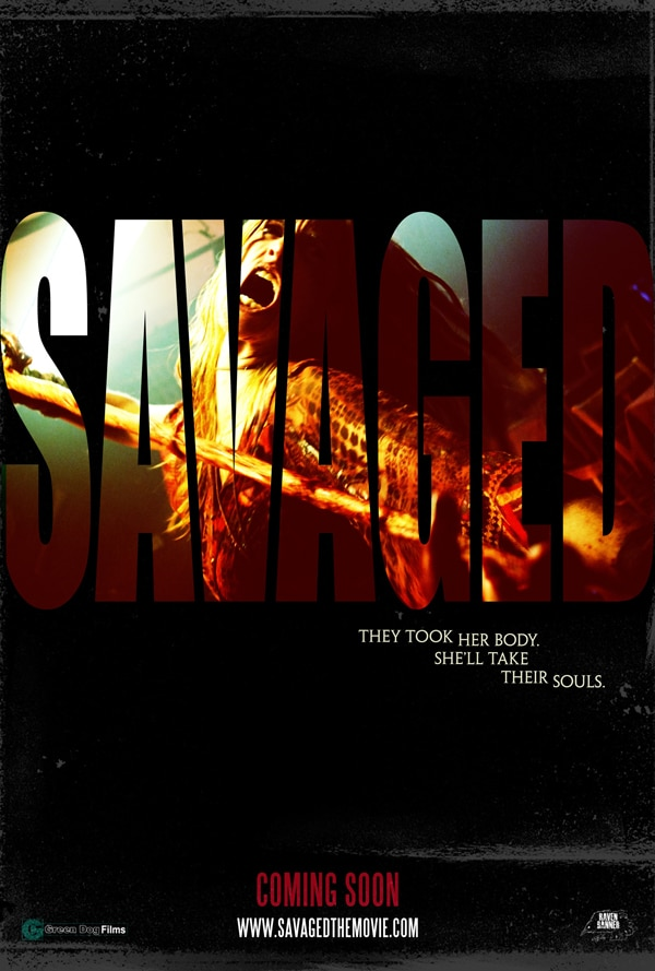 Exclusive: Writer/Director Michael Ojeda and Producer Jason Gurvitz Talk Savaged and More