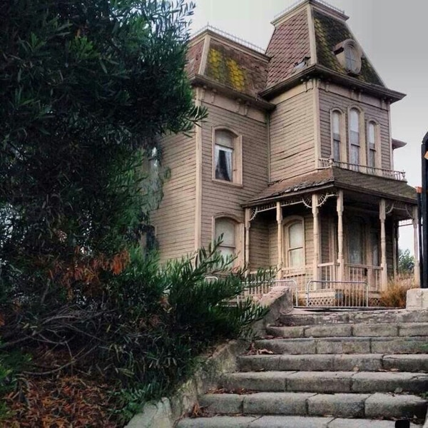 Save the Psycho House
